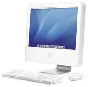 """iMac G5 20"""" bylo moje první zařízení od Apple"""