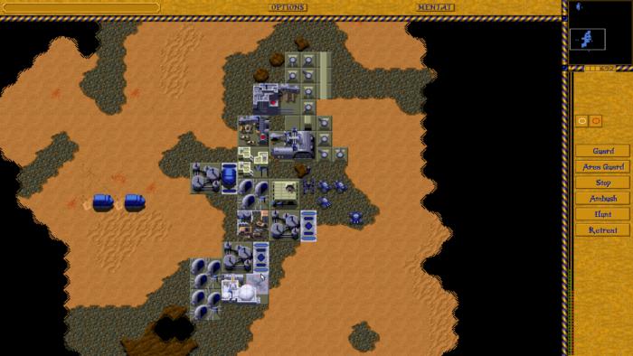 Hra Dune Legacy, 5. mise za Atreidy